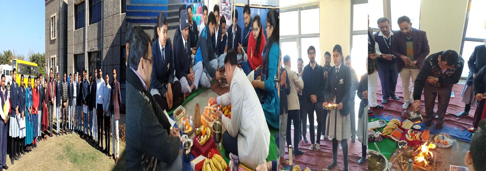 Ashirwad Ceremony